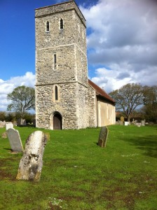 St Mary Magdalene church, Monkton, Kent
