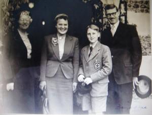 1955 wedding
