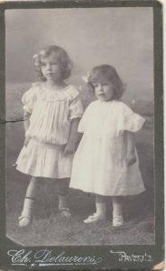 Barbie and her sister Helene