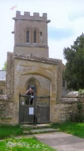 St Mary's church Stoke sub Hamdon