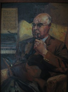 Arthur Reginald Cowdery painting by Joyce Cowdery