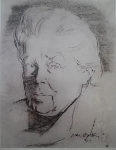 Dame Henrietta Barnett by Ivan Opffer