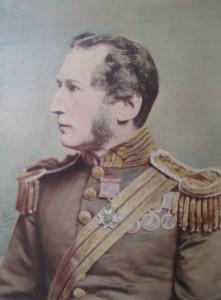 Dr Henry Jones Domville