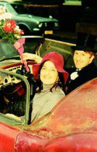 Richard and Cherry
