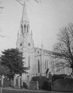 St Margaret's church, Lewisham