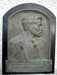 Sydney Rowland plaque
