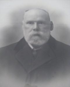 Rev William John Rowland